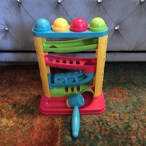 Toys Other - 👶🏻🤹🏼♂️Playkidz: Super Durable Pound A Ball!🏏